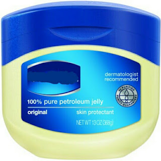 petroleum jelly for nose marks