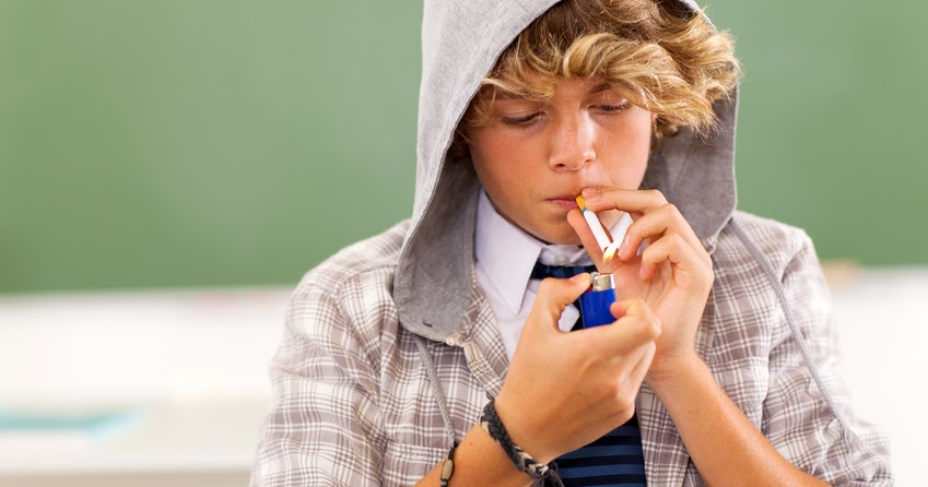 ▷ Mit dem Rauchen aufhören - Vorteile & Tipps | nikotinsucht.kelsshark.com | Deutschland