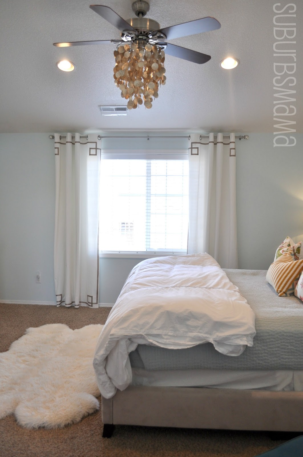 Suburbs Mama Master Bedroom Makeover
