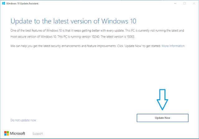 """كيفية الحصول على تحديث """" المبدعين - Windows 10 Creators """""""