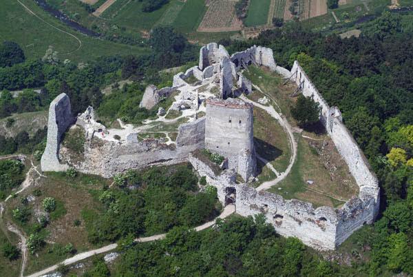 Castelo de Csejte