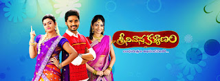 Srinivas Kalyanam tv serial