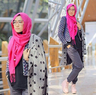 Hijab Fashion Terbaru 2016