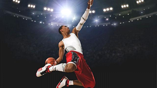 Derrick Rose Basket NBA - Fond d'écran en Full HD