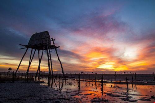 Chùm ảnh đẹp về bãi biển Đồng Châu Thái Bình Phần 1-6