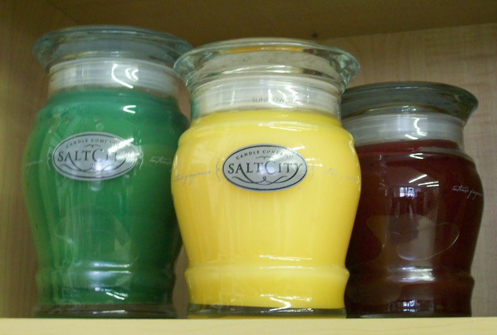 IS SALT CITY CANDLES GOING OUT OF BUSINESS