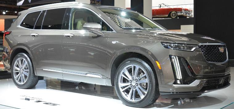 Saxton On Cars 2020 Cadillac Xt6 Available To Order This Spring
