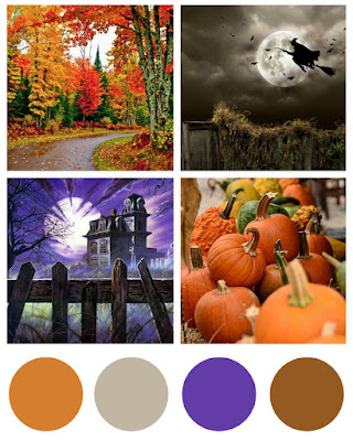 Oct 14th Color Challenge