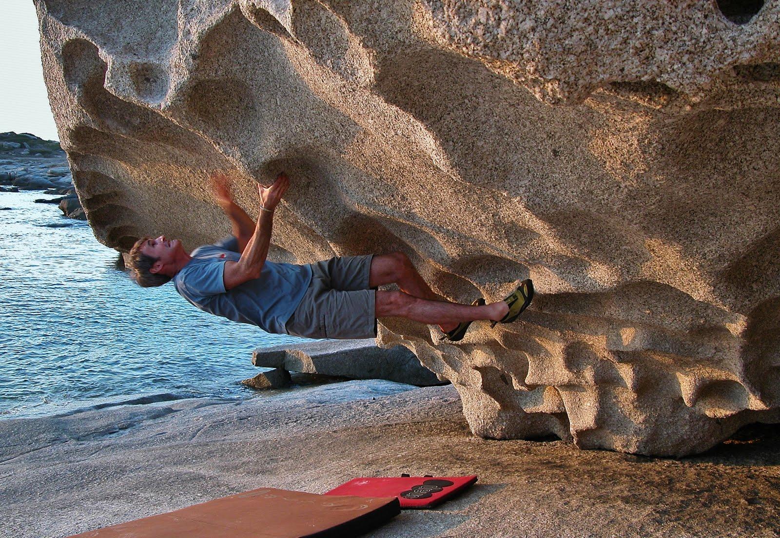 Bleau spirit il tait une fois un long rocher un peu - Requin enclume ...