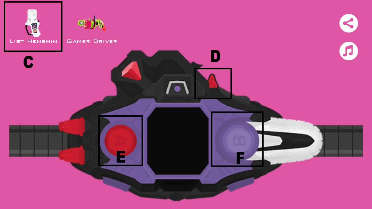 Kamen rider ooo driver apk download | Kamen Rider Driver Sound 1 8