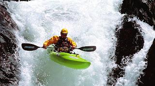 Adventure Water Sport Wallpaper