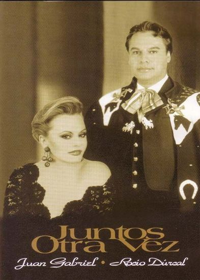 Juan Gabriel Y Rocio Durcal Juntos Otra Vez