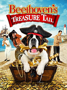 Beethoven's Treasure Tail Poster