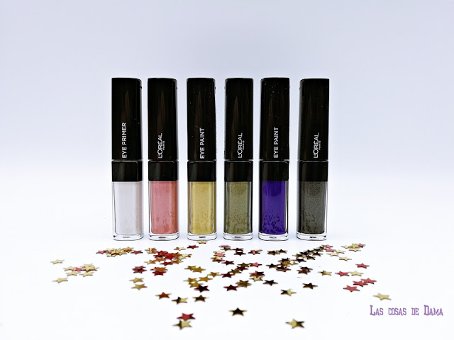 L'Oréal París Infalible Eye Paint sombra ojos maquillaje makeup color belleza beauty