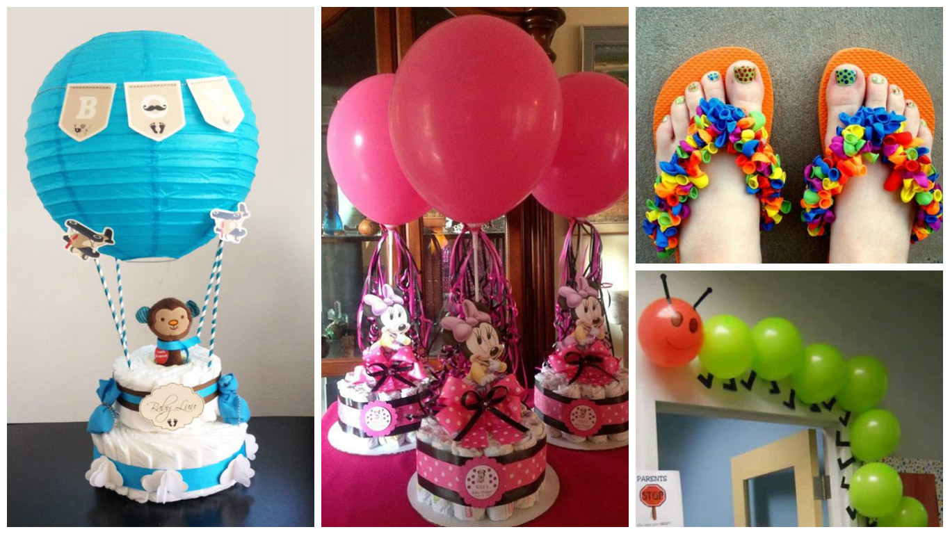 9 ideas para decorar con globos tus fiestas lodijoella - Ideas decoracion fiestas ...