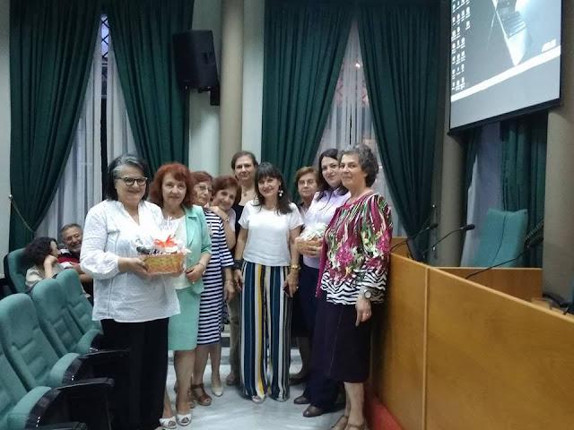 """Για """"Τα δικαιώματα των ασθενών μακροχρόνιων παθήσεων"""" ενημερώθηκαν τα μέλη της """"Αλληλεγγύης"""" στο Άργος"""
