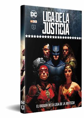 Liga de la Justicia: Coleccionable semanal tomo1