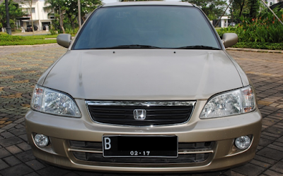 Eksterior Honda City Type Z