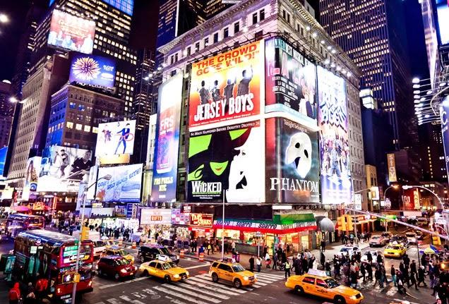 Shows da Broadway em Nova York