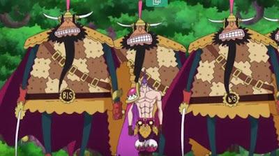 One Piece Episode 802 Subtitle Indonesia