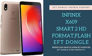 Infinix x609 Flash File