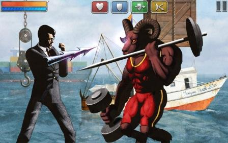 Free Download Game The Executive for Android .APK Full + DATA