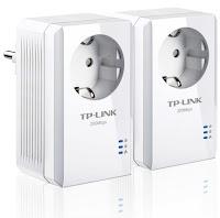 PLC TP-Link con Enchufe