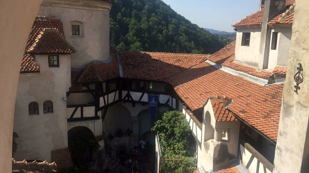 Formidable Joy - UK Fashion, Beauty & Lifestyle Blog | Formidable Joy | Travel | Romania | Bran | Bran Castle | Dracula's Castle