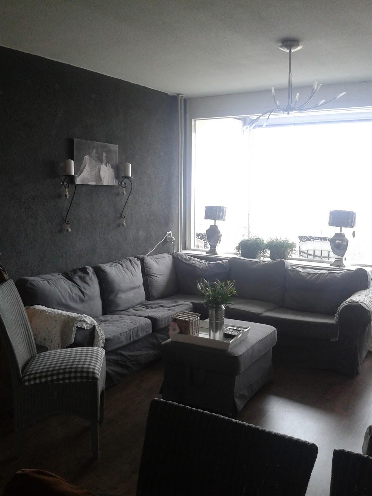Ektorp Hoekbank Grijs Ikea.Notti S Life Huiskamer