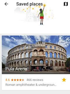 google-maps-app-pula-arena