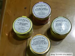 Compras gastronômicas na Provence