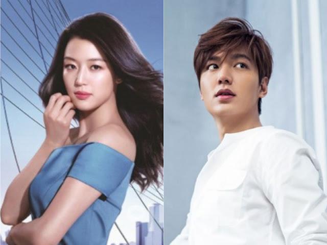 Lee Min Ho dan Jun Ji Hyun Persiapkan Drama Barunya