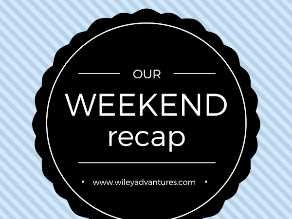 Weekend Recap: Trampoline Edition