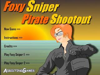 Foxy Sniper - Phi vụ cướp biển