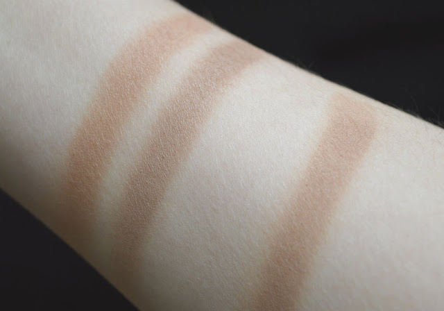 Makeup Geek Love Triangle Break Up Swatch