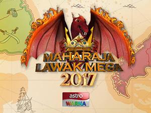 Thumbnail image for Senarai Peserta Maharaja Lawak Mega 2017, Zero & Shiro Kembali Beraksi