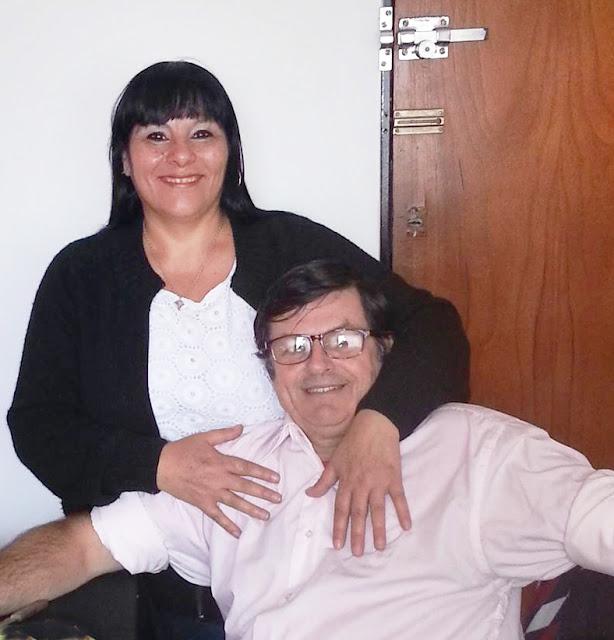 Arjona Delia y Rubén Sada