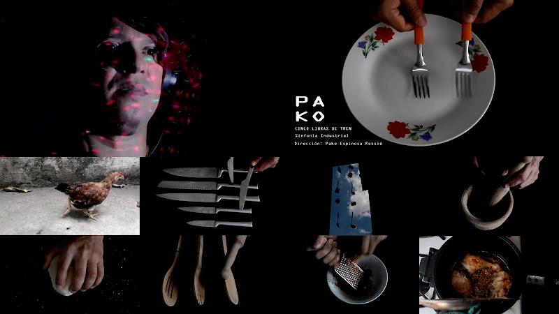 Pako - ¨Sinfonía Industrial¨ - Videoclip - Dirección: Pako Espinosa Rossié. Portal del Vídeo Clip Cubano