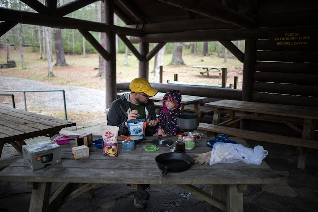 Greenbrier State Forest Picnic Shelter