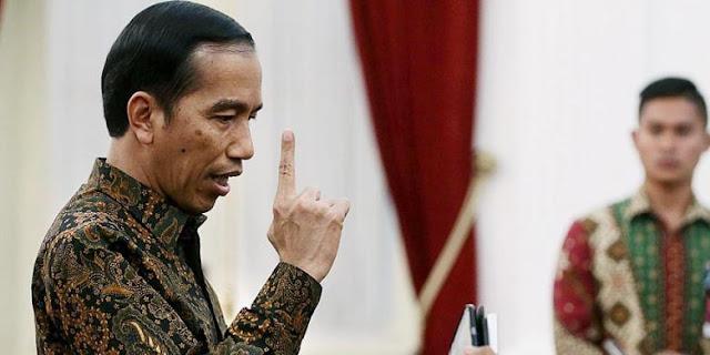Terkait Kasus Pungli, Jokowi akan Lakukan Reformasi Hukum Besar - Besaran