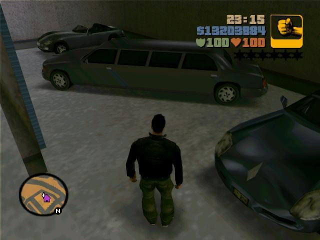 GTA 3 PC Games for windows