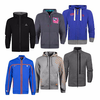 GREAT DEALS JACKET : Nike/ Puma Classic Elite Logo Hoodies & Track Tops £19.99