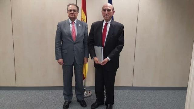 España reitera su rechazo a EEUU al uso de fuerza contra Venezuela