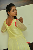 Teja Reddy in Anarkali Dress at Javed Habib Salon launch ~  Exclusive Galleries 010.jpg