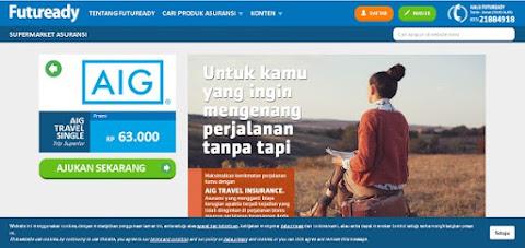 Asuransi Perjalanan, Solusi Kenyamanan Perjalanan Anda