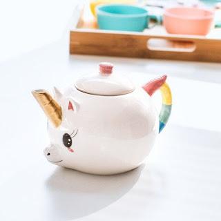 unicorn çaydanlık