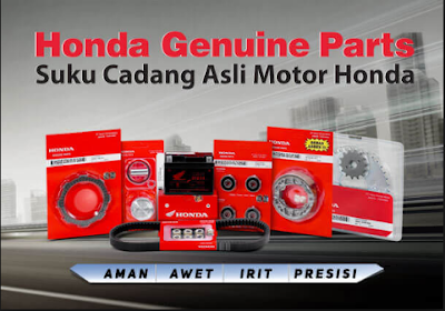 Honda Genuine Part (HGP)