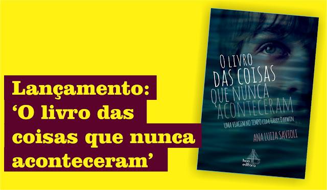 """""""O livro das coisas que nunca aconteceram"""""""