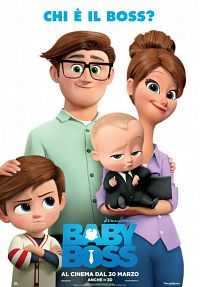 The Boss Baby 2017 3D 720p Movie Download Hindi - English Half-SBS BluRay