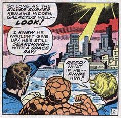 Fantastic Four 75 Galactus